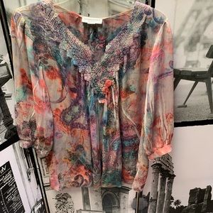 Christopher & Banks Blouse top